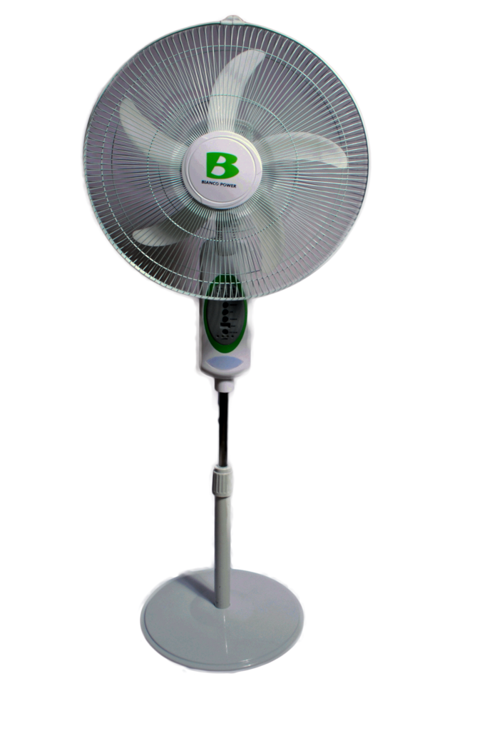 06 16 inches Pedestal Rechargeable Fan